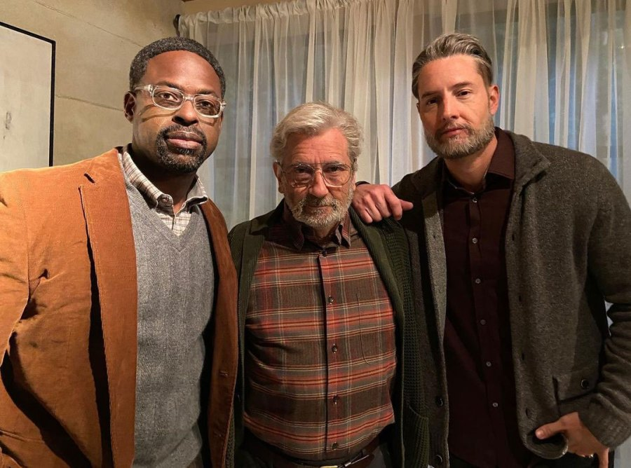Promo This Is Us Flash Forward Scene Everything We Know So Far Sterling Brown Griffin Dunne Justin Hartley