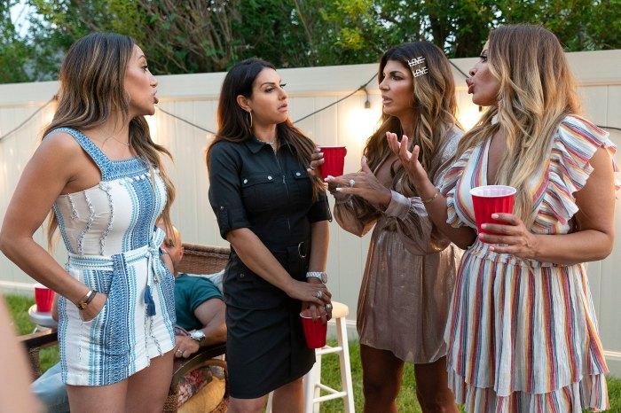 RHONJ Jennifer Aydin niega haber bebido más durante la temporada 11