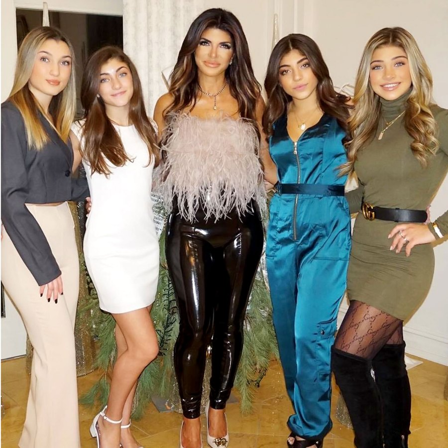 RHONJ Teresa Giudice Says Daughters Resilient Amid Life Changes