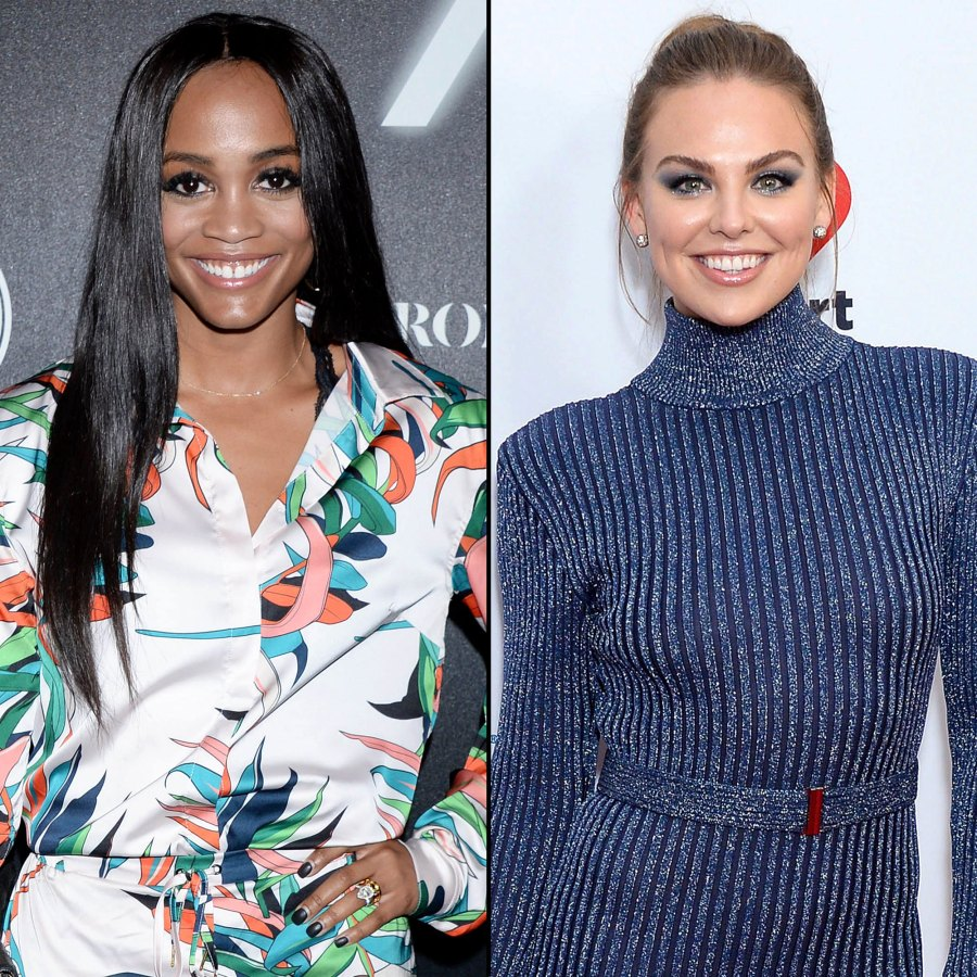 Rachel Lindsay Calls Out Hannah Brown Over Old South Photo