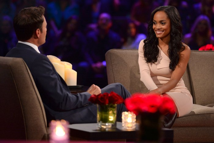 Rachel Lindsay considering hosting after the last rose after the Chris Harrison controversy