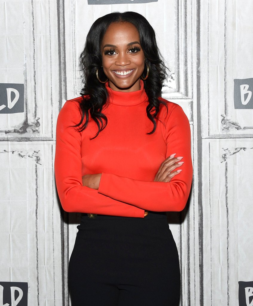 Rachel Lindsay: Why I'm 'Shocked' to See Clare and Dale Back Together