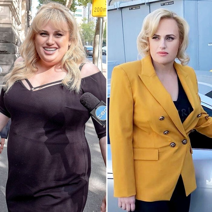 Rebel Wilson Is So Proud Her Transformation How She Lost Weight