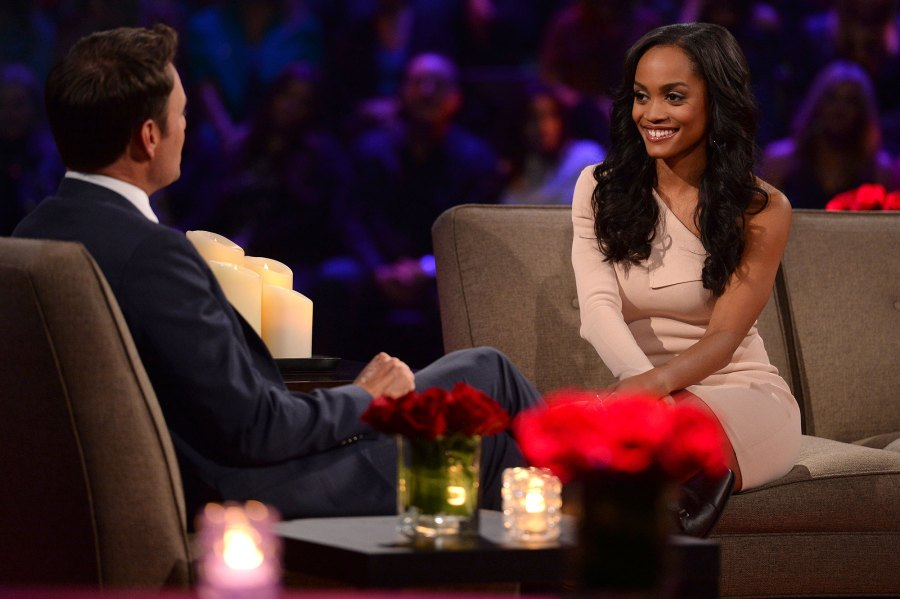 Renew Contract Rachel Lindsay Calls Out Hannah Brown Over Old South Photo Bachelor Bachelorette