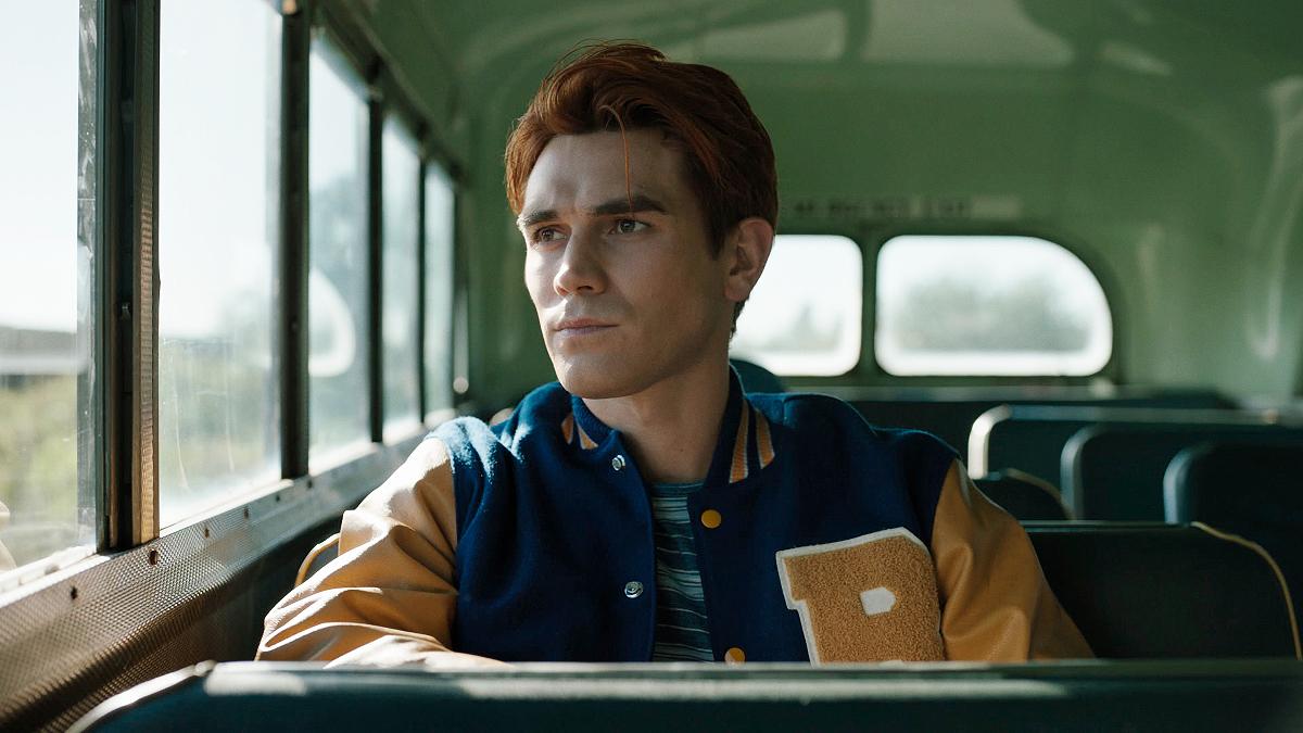 famousmales > KJ Apa - Archie in new CW drama Riverdale