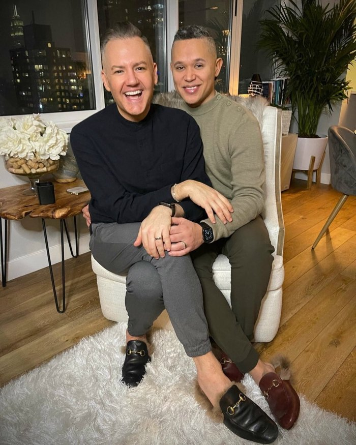 Ross Mathews Is Engaged to Boyfriend Dr. Garcia