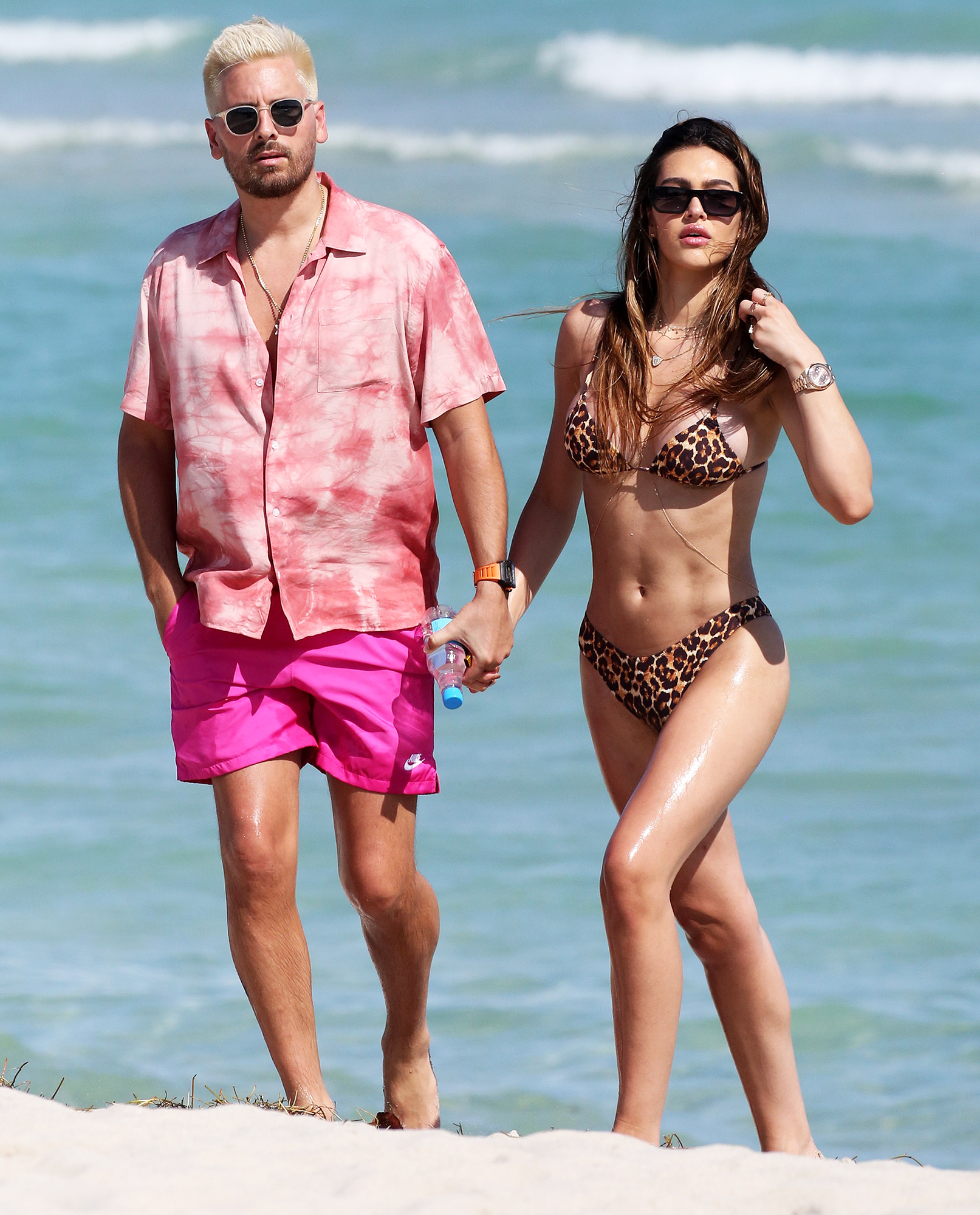 Amelia Hamlin Reacts to her Mom's Comments on her Relationship with Scott Disick