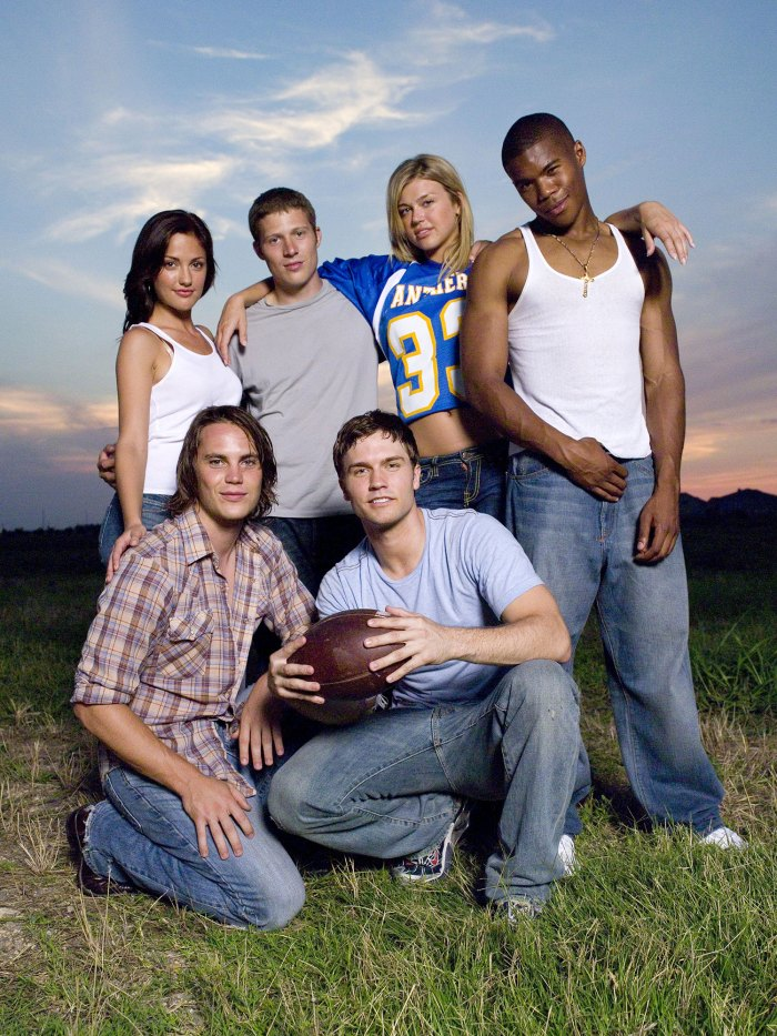 Scott Porter Plans to Show Kids Friday Night Lights Cast
