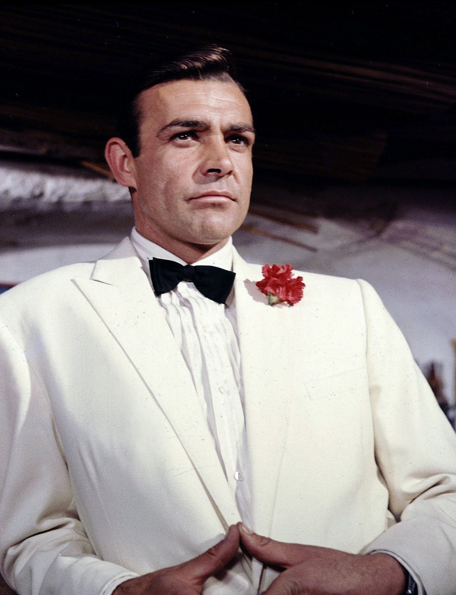 Sean Connery Stars Who Have Played James Bond