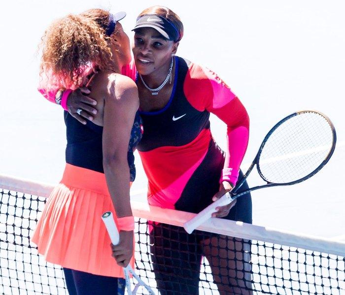 Serena Williams Cries After Losing Naomi Osaka Second Time