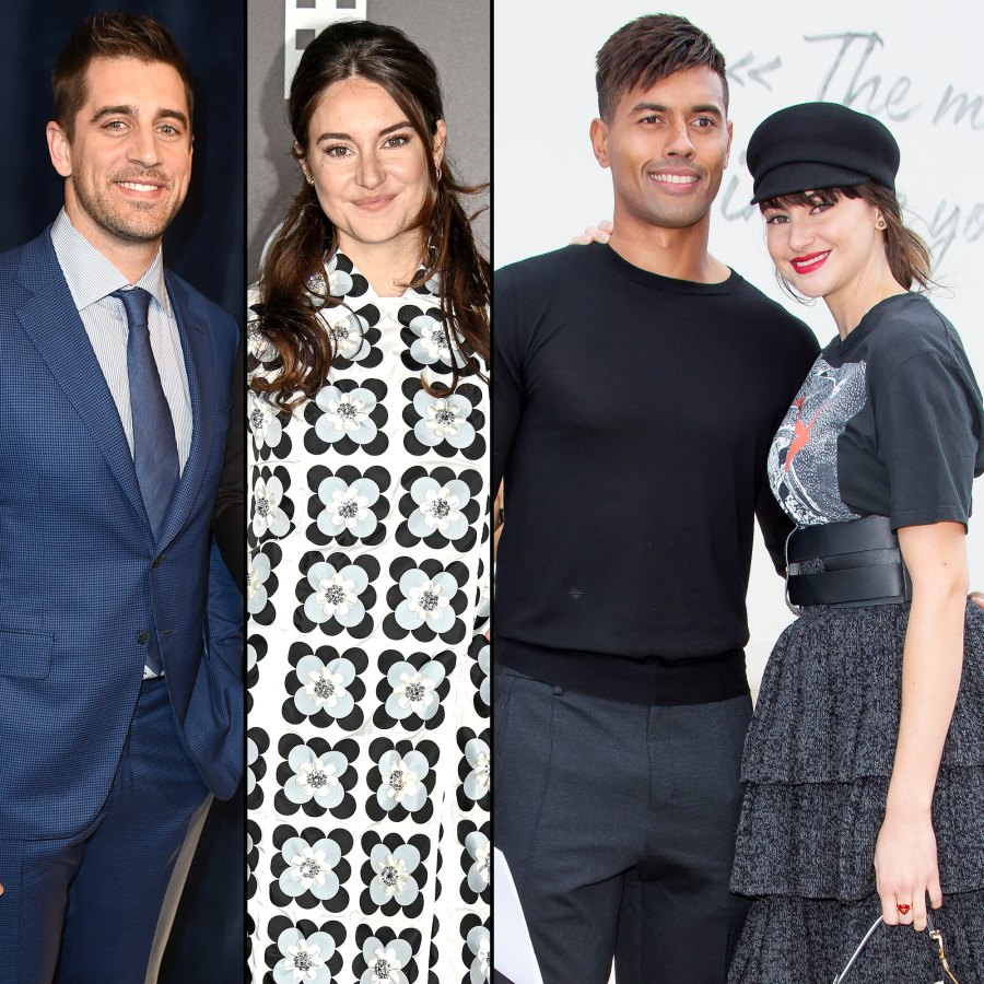 Shailene Woodley's Complete Dating History