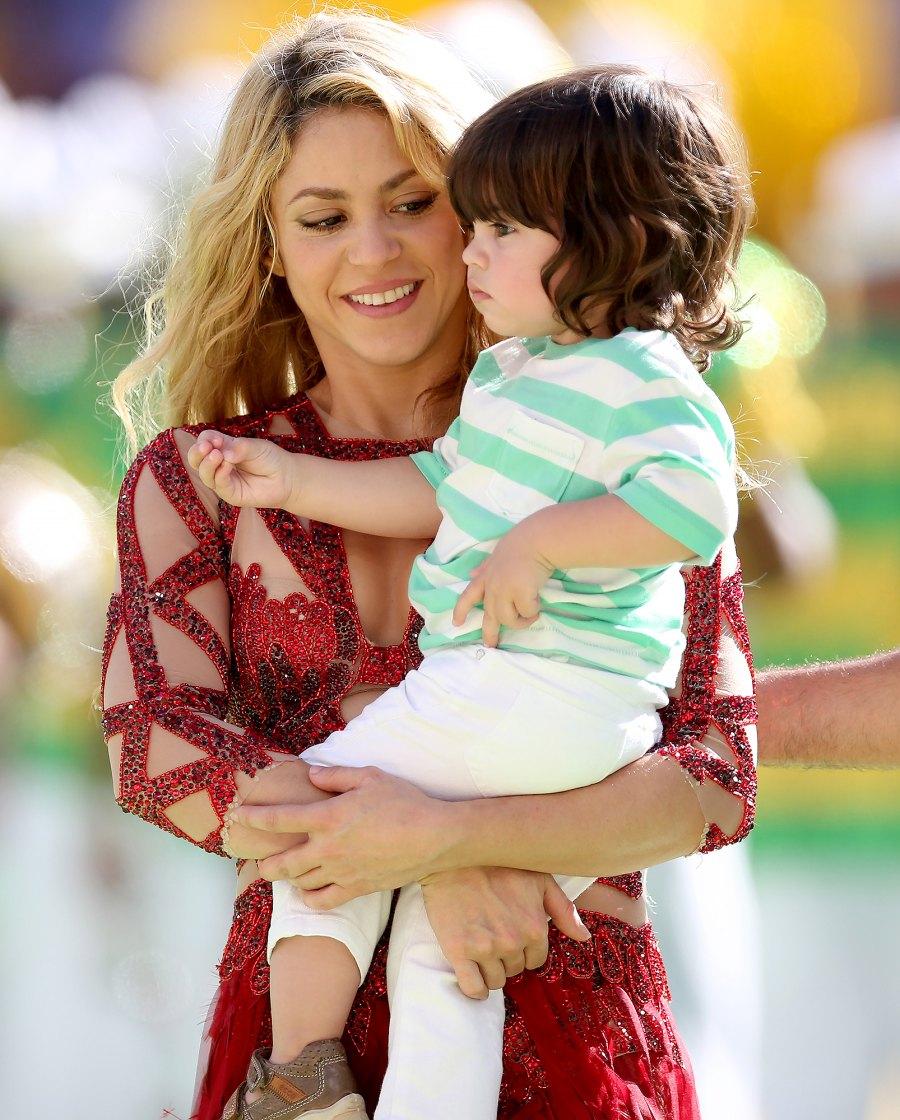 Shakira's Family Album