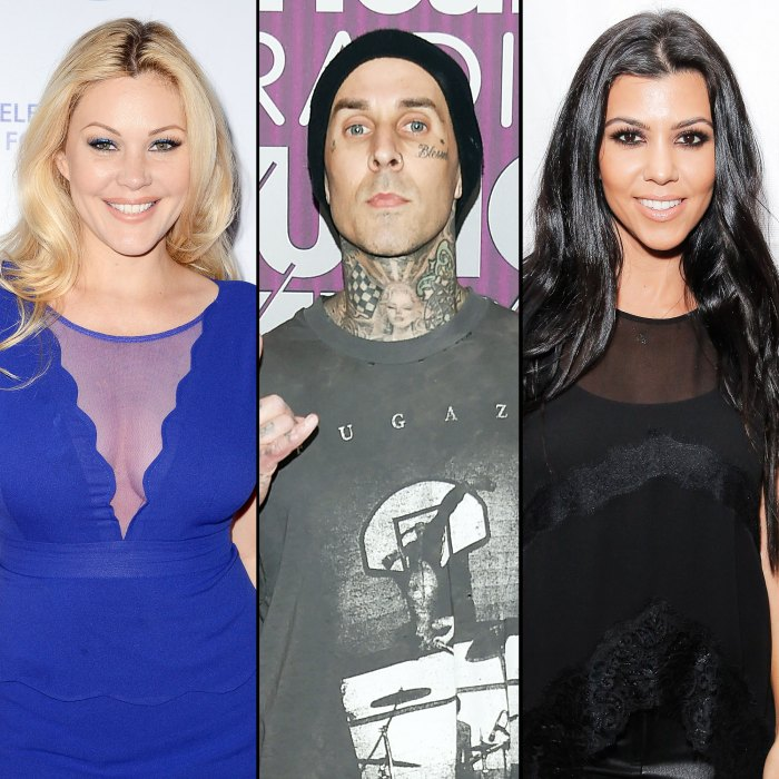 Shanna Moakler revela si conoció a su exnovio Travis Barker, su novia, Kourtney Kardashian