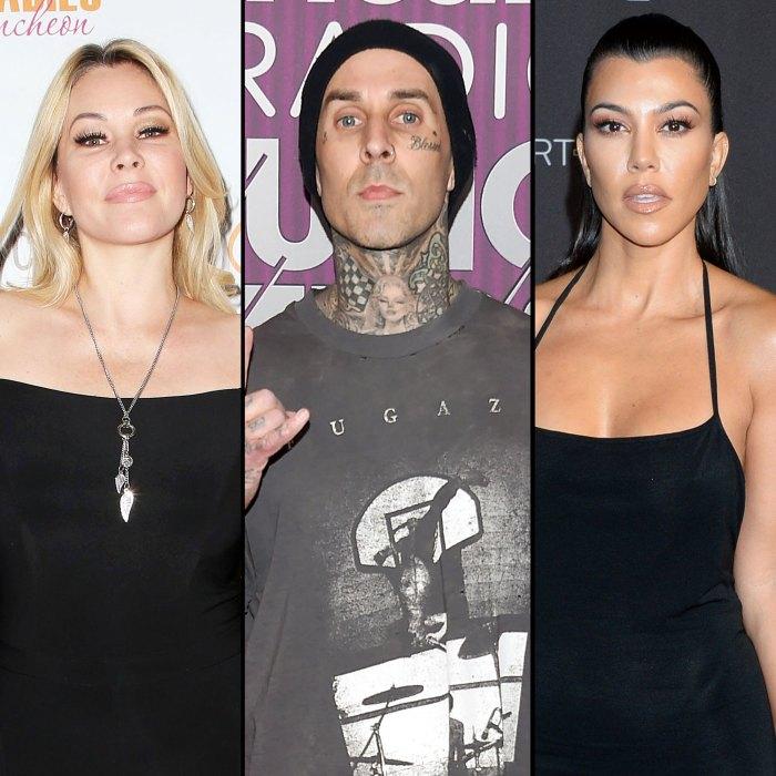 Shanna Moakler Says Ex Travis Barker Can Handle That Kardashian Drama Amid Kourtney Kardashian Romance