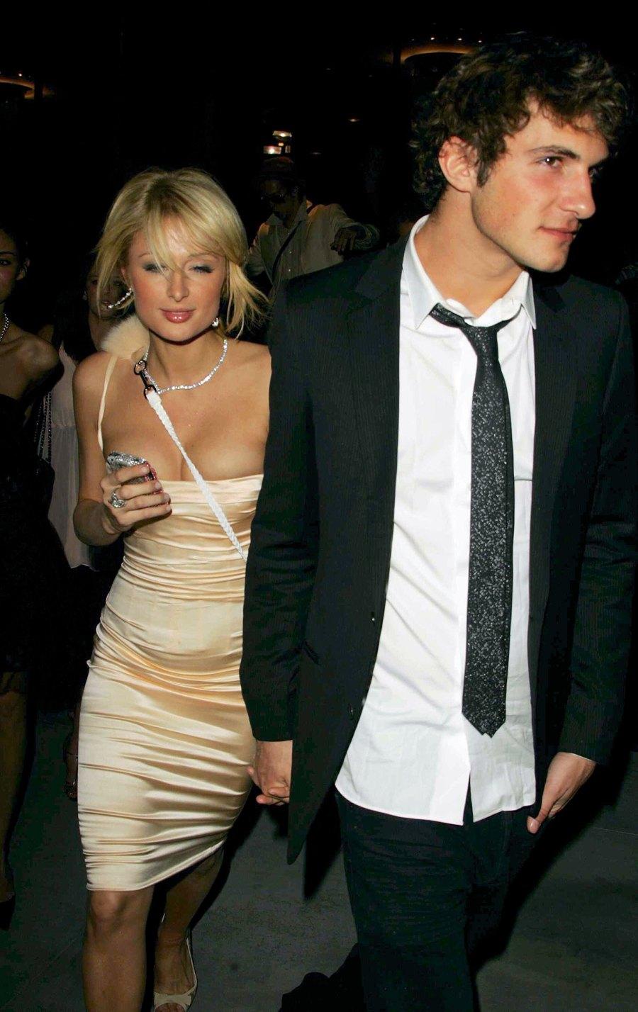 Stavros Niarchos Paris Hilton Complete Dating History