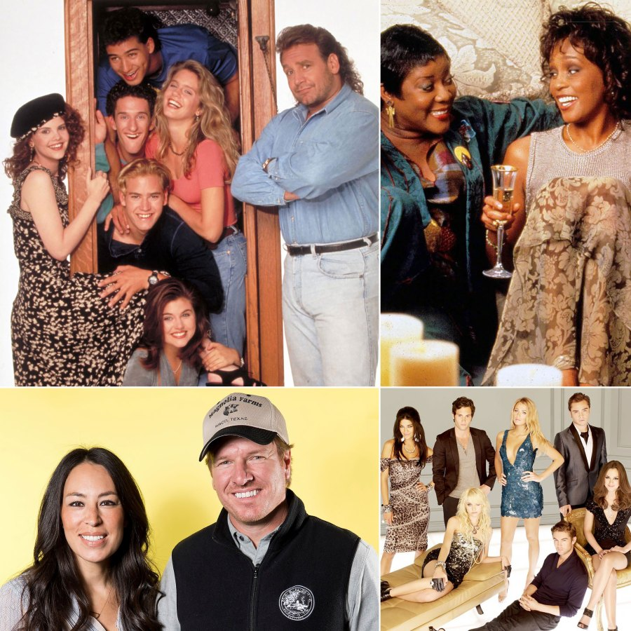 TV Reboots and Revivals: A Full Guide to What's Coming