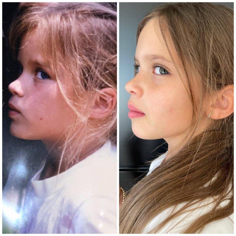 Twinning Teddi Mellencamp Slate Celebrities With Their Look-Alike Kids