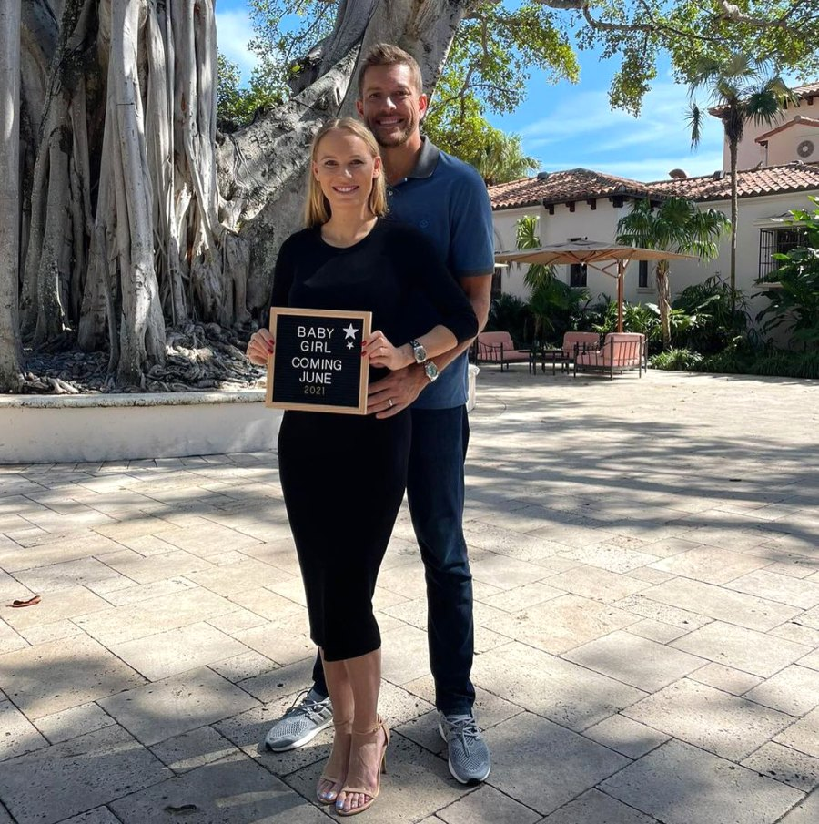 Tennis Pro Caroline Wozniacki Expecting 1st Baby, More Pregnancy Reveals