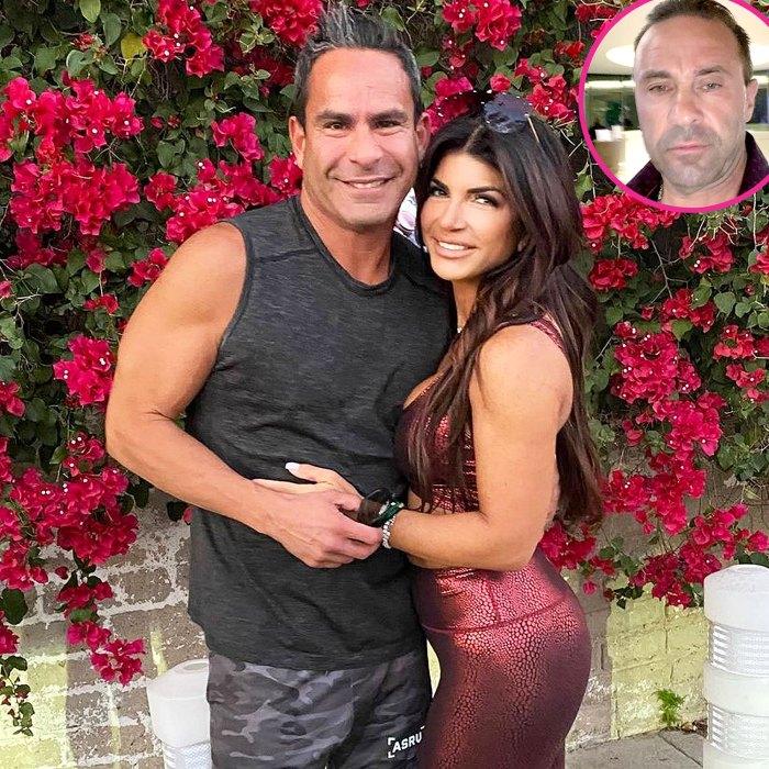El nuevo novio de Teresa Giudice, Luis Ruelas, se está tomando su tiempo después de la separación de Joe Giudice