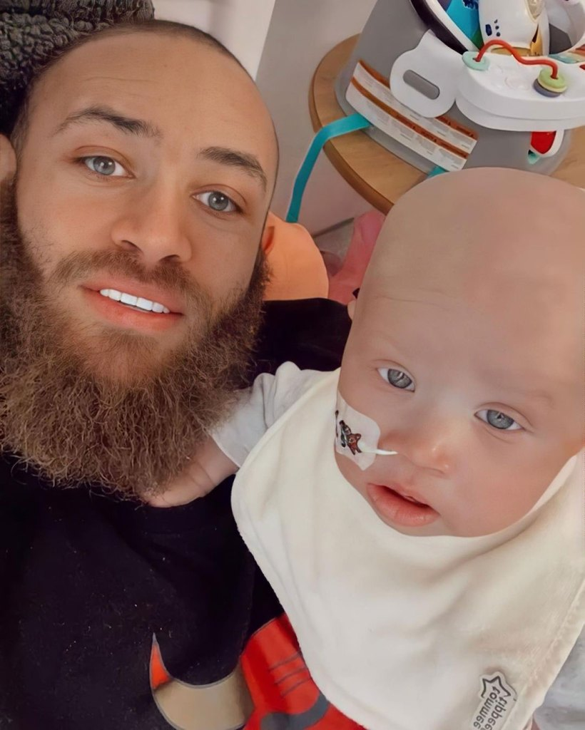 Challenge's Ashley Cain Says Daughter's Cancer Is Back: We're 'Blindsided'