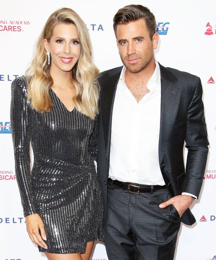 The Hills Jason Wahler La esposa Ashley Slack está embarazada de su segundo hijo