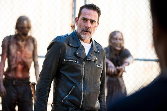 Hilarie Burton de The Walking Dead dice que Jeffrey Dean Morgan vivió en el set