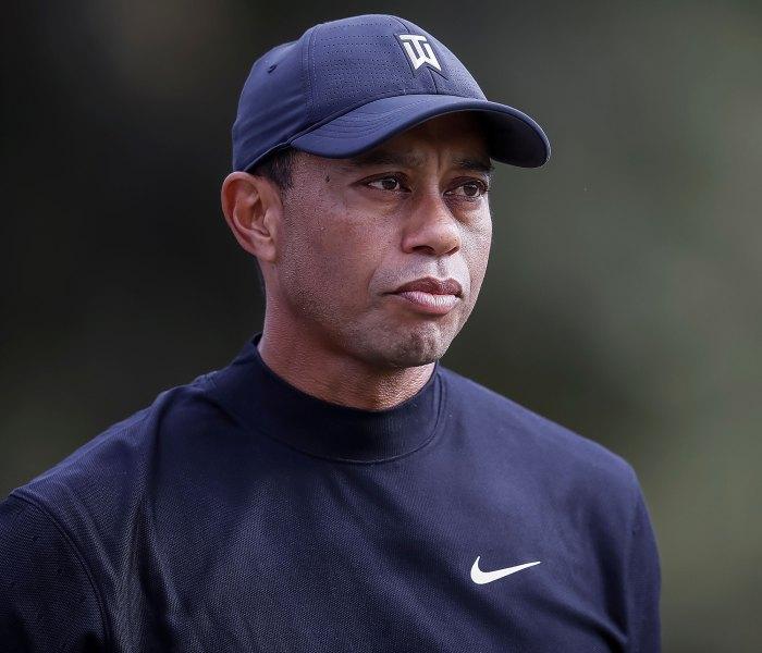 Tiger Woods muere a los 45 años después de un accidente automovilístico
