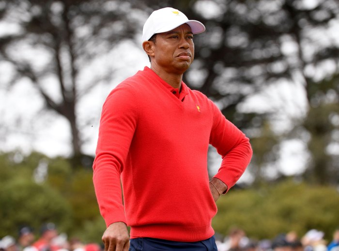 Tiger Woods Responsive After Undergoing Surgery Aftermath of Car Crash