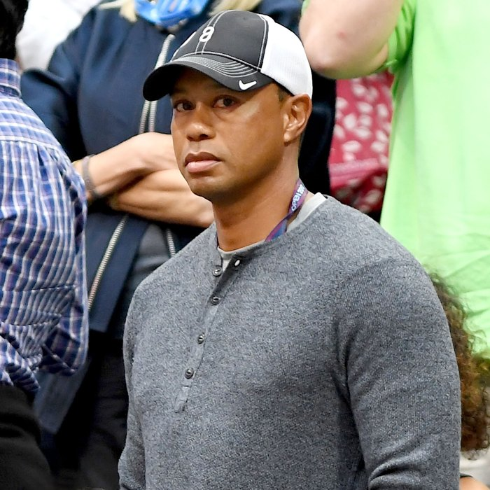 Tiger Woods Was Conscious After Car Crash Has Injuries Both Legs