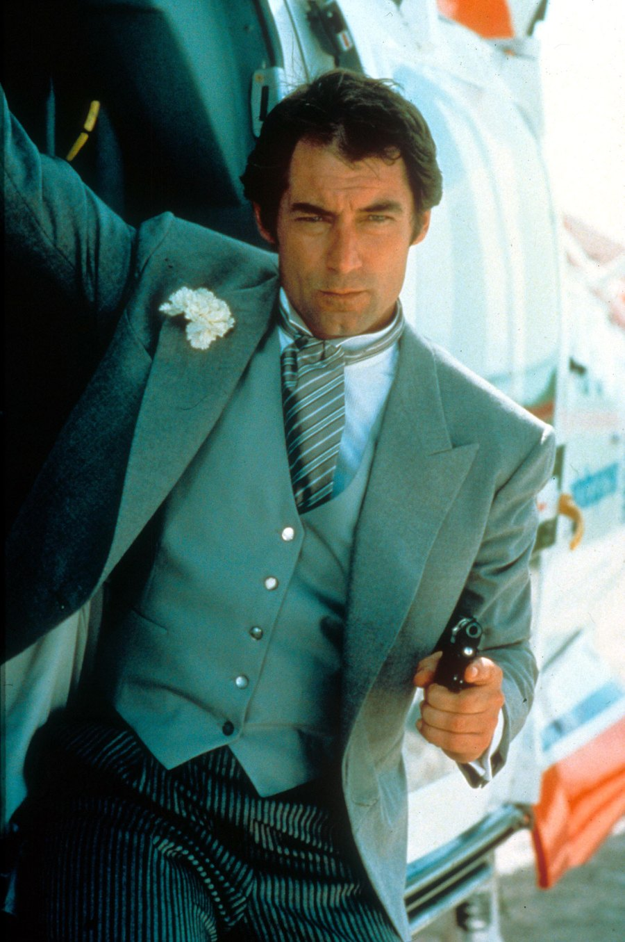 Timothy Dalton Stars Who Have Played James Bond