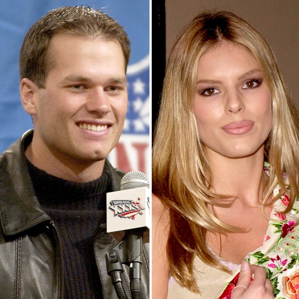 Tom Bradys Dating History Before Gisele Bundchen