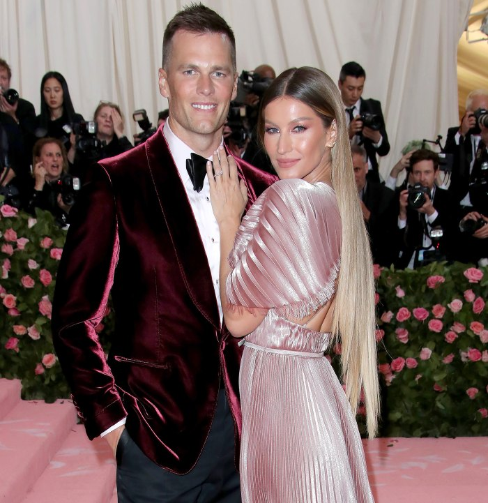 Tom Brady and Gisele Bundchen To Spend Anniversary With Family