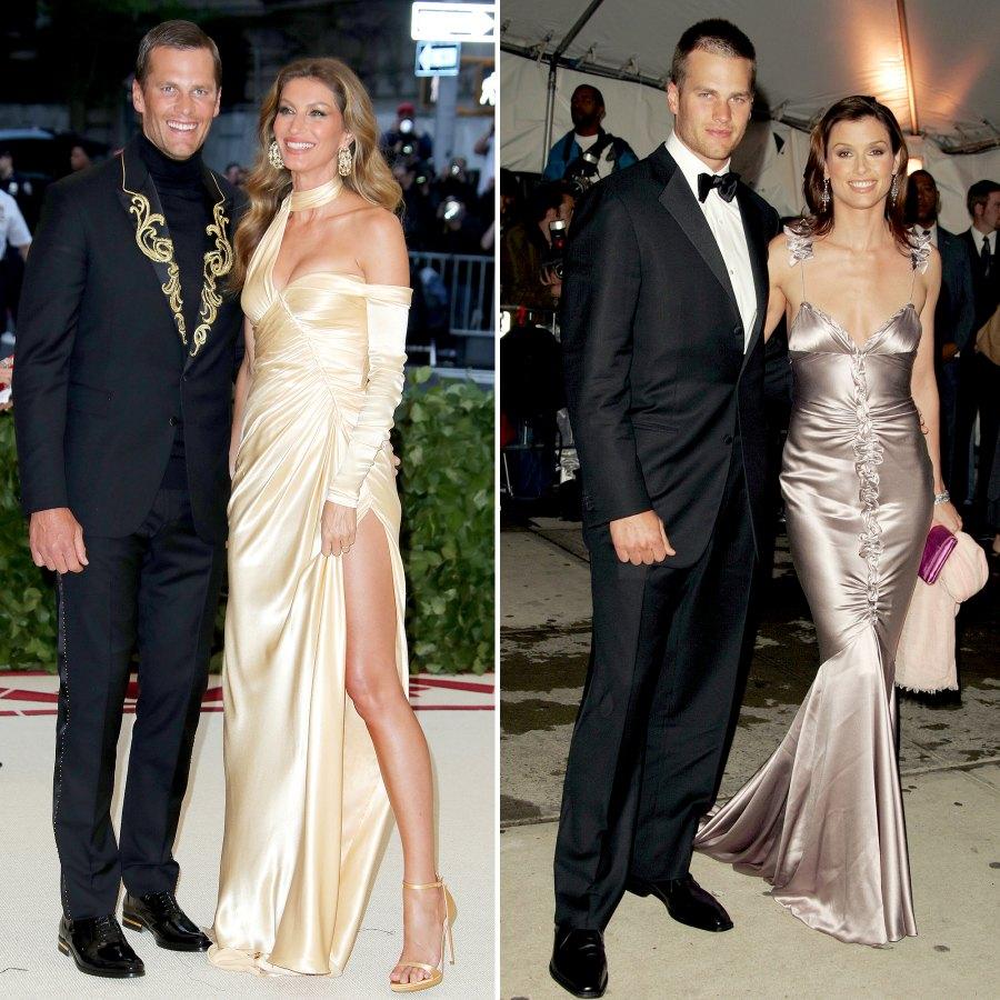 Tom Brady's Dating History Through the Years Gisele Bundchen Bridget Moynahan and More