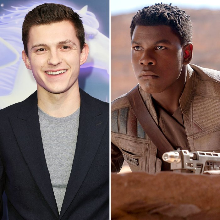 Tom Holland Recalls Uncontrollably Laughing During Star Wars Audition