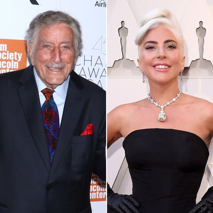 Tony Bennett Diagnosed With Alzheimer's Disease Still Working on 2nd Lady Gaga Album