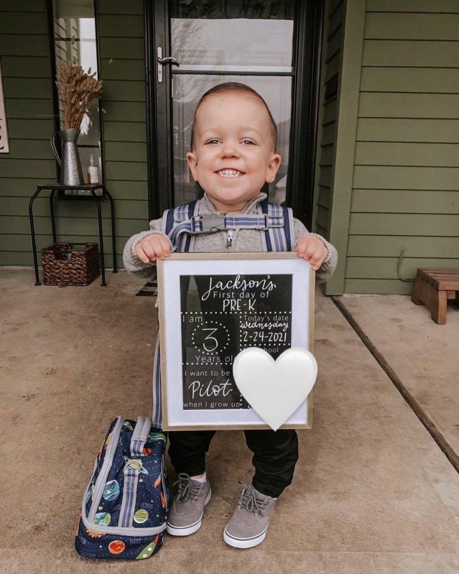 Tori Roloff Zach Roloff Sweetest Moments Family Album Jackson Starting School
