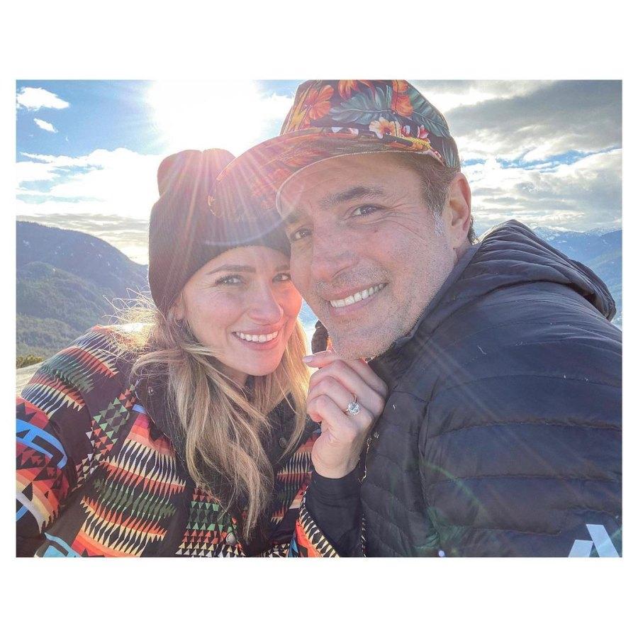 Victor Webster and Shantel VanSanten engaged
