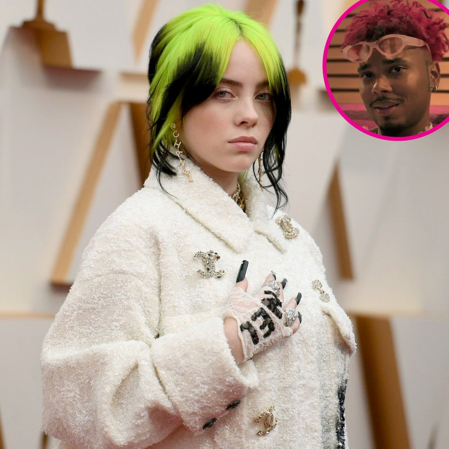 Who Is Q 5 Things to Know About Billie Eilish's Ex-Boyfriend