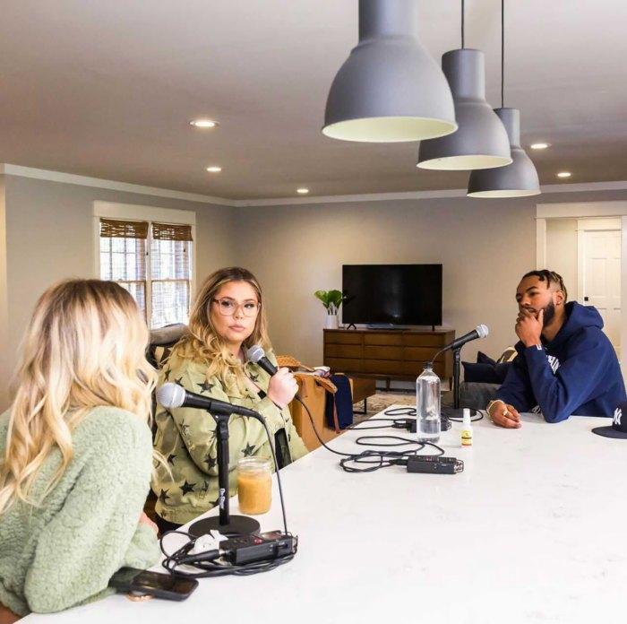Por qué Kailyn Lowry invitó al ex novio de Briana DeJesus, Devoin Austin, en su podcast