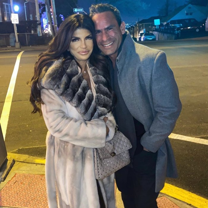 Will Teresa Giudice's Boyfriend Luis Be on Real Housewives of New Jersey