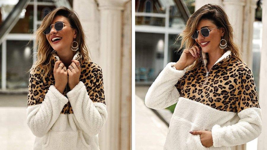 amazon-leopard-sherpa-pullover