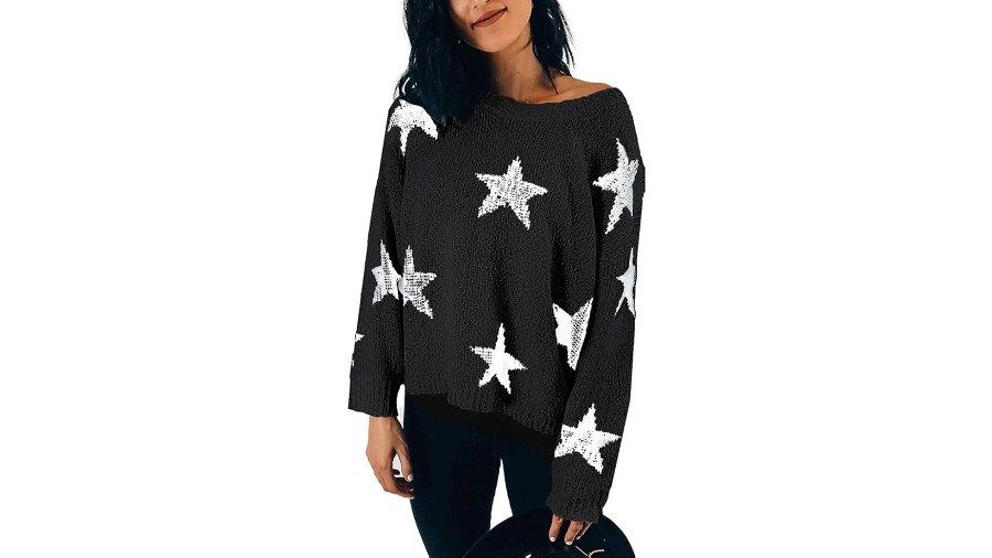 ROSKIKI Pullover Star Sweater