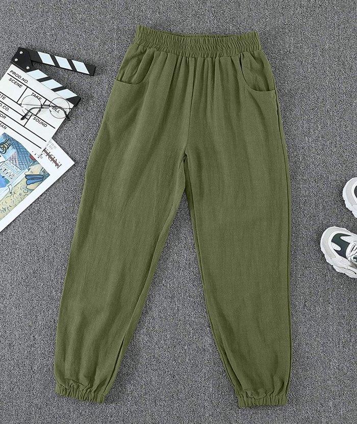 dokotoo-joggers-verde