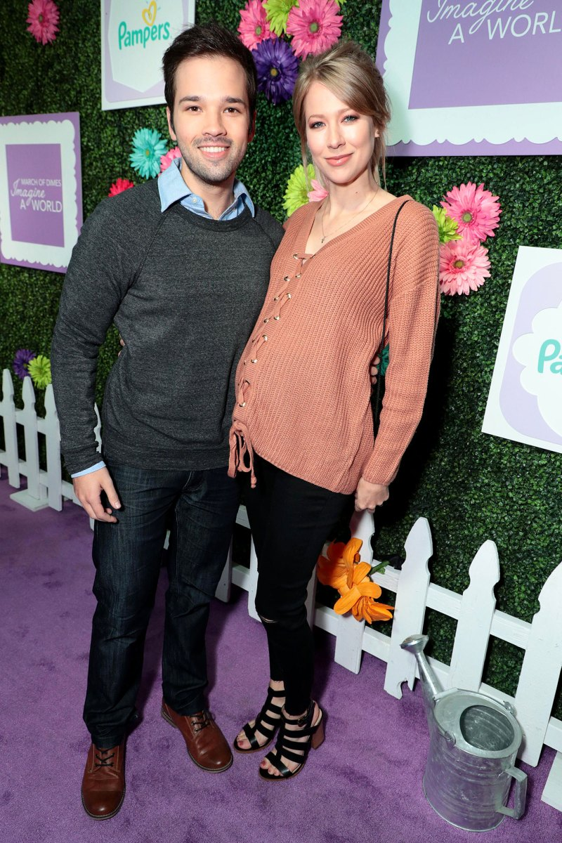 iCarlys Nathan Kress, Wife Welcome 2nd Child After