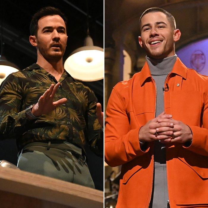 Kevin Jonas bromea sobre el futuro de los Jonas Brothers durante el debut de Nick Jonas en Saturday Night Live: ¿Seguimos siendo una banda?