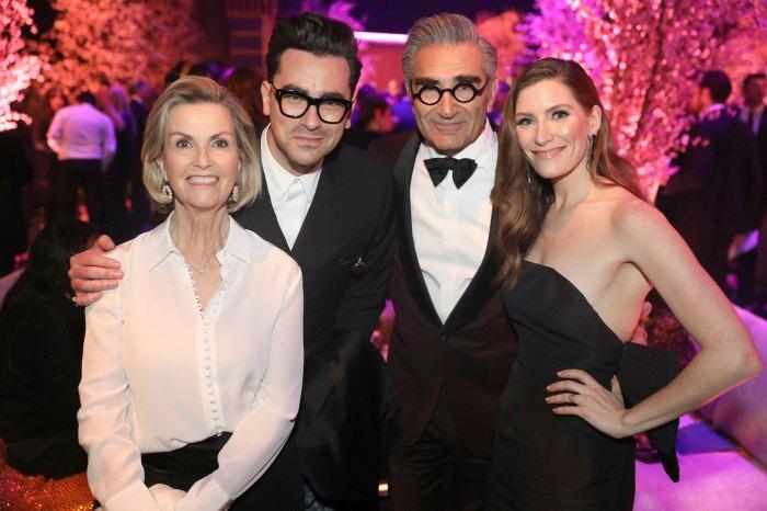 Dan Levy's Mom Deborah Divine Calls Out His Childhood Bullies Ahead of His 'Saturday Night Live' Debut