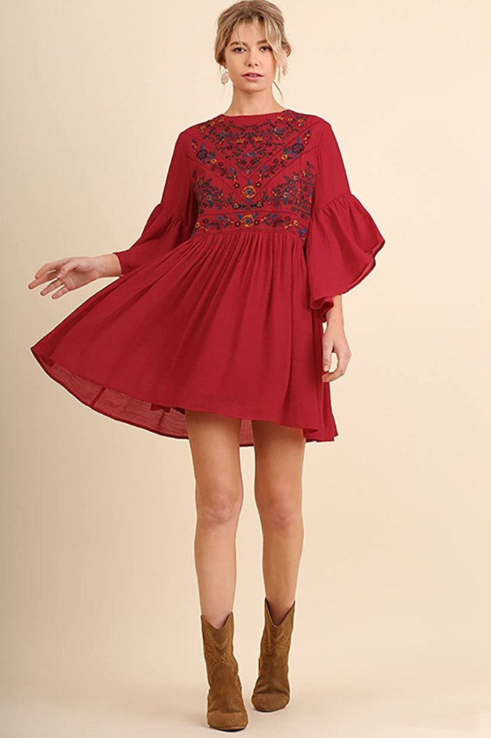 Umgee Boho Bliss! dress