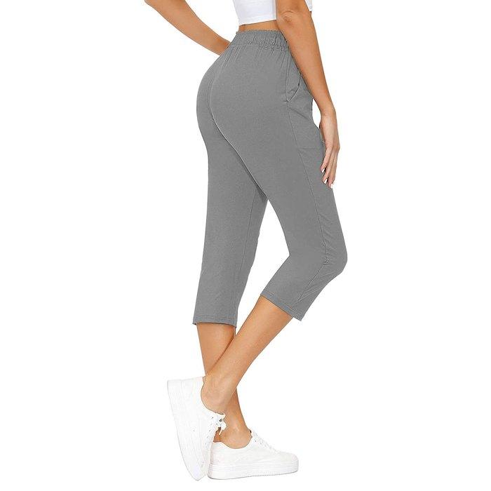 Pantalones Capri Yidarton Yoga