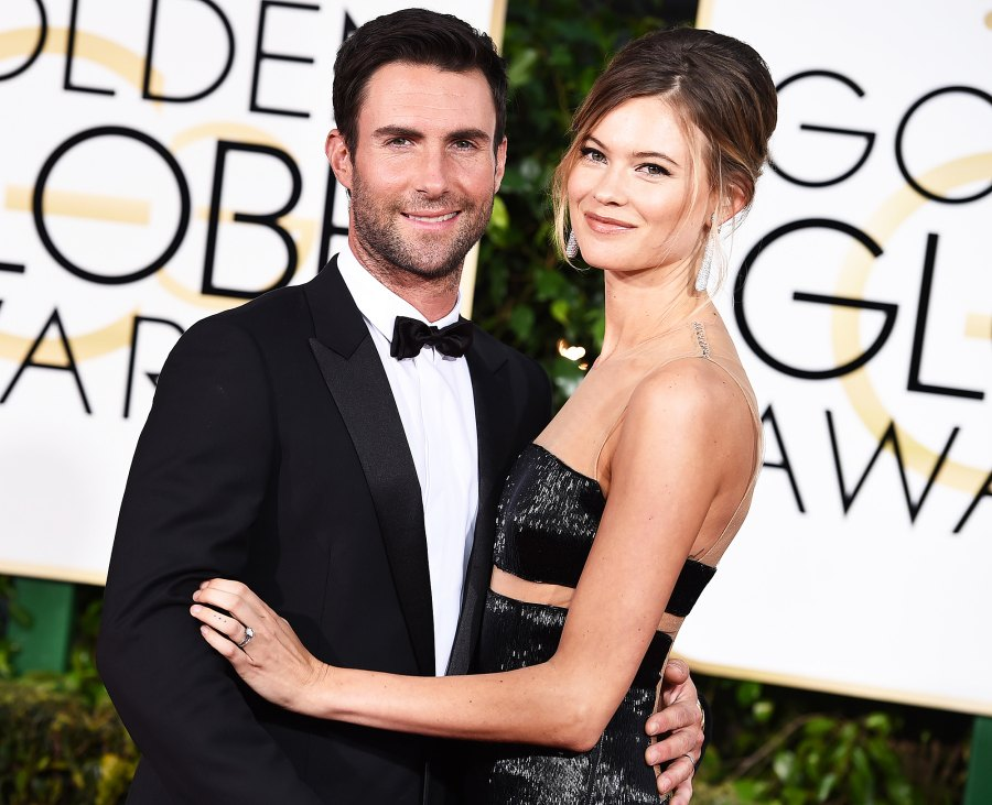 0 main Adam Levine and Behati Prinsloo's Relationship Timeline