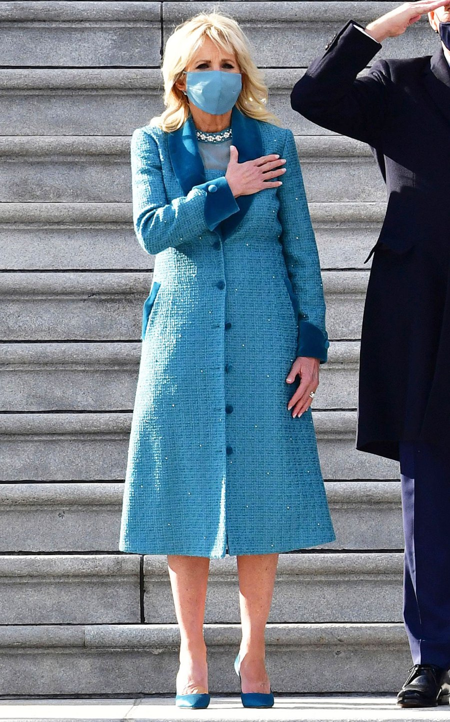 Inauguration Dr Jill Biden Most Stylish Moments Since Becoming FLOTUS